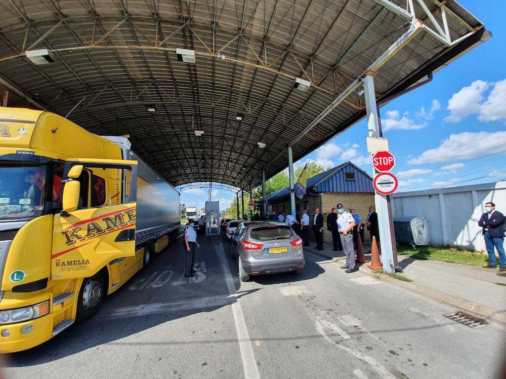 Tegeltija: Stanovnici Broda ne treba da budu taoci graničnog prelaza