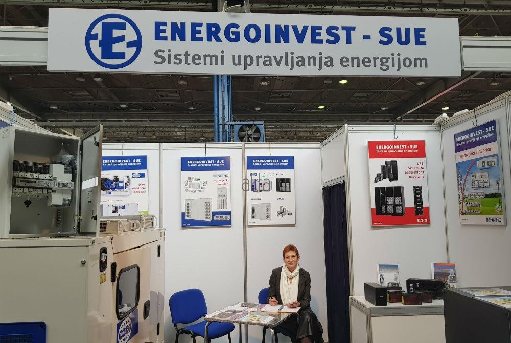 Energoinvest SUE obnovio kadar sa novim inženjerima i serviserima
