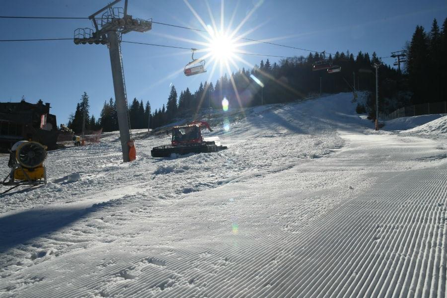 Olimpijski centar 'Jahorina' zvanično otvorio sezonu skijanja