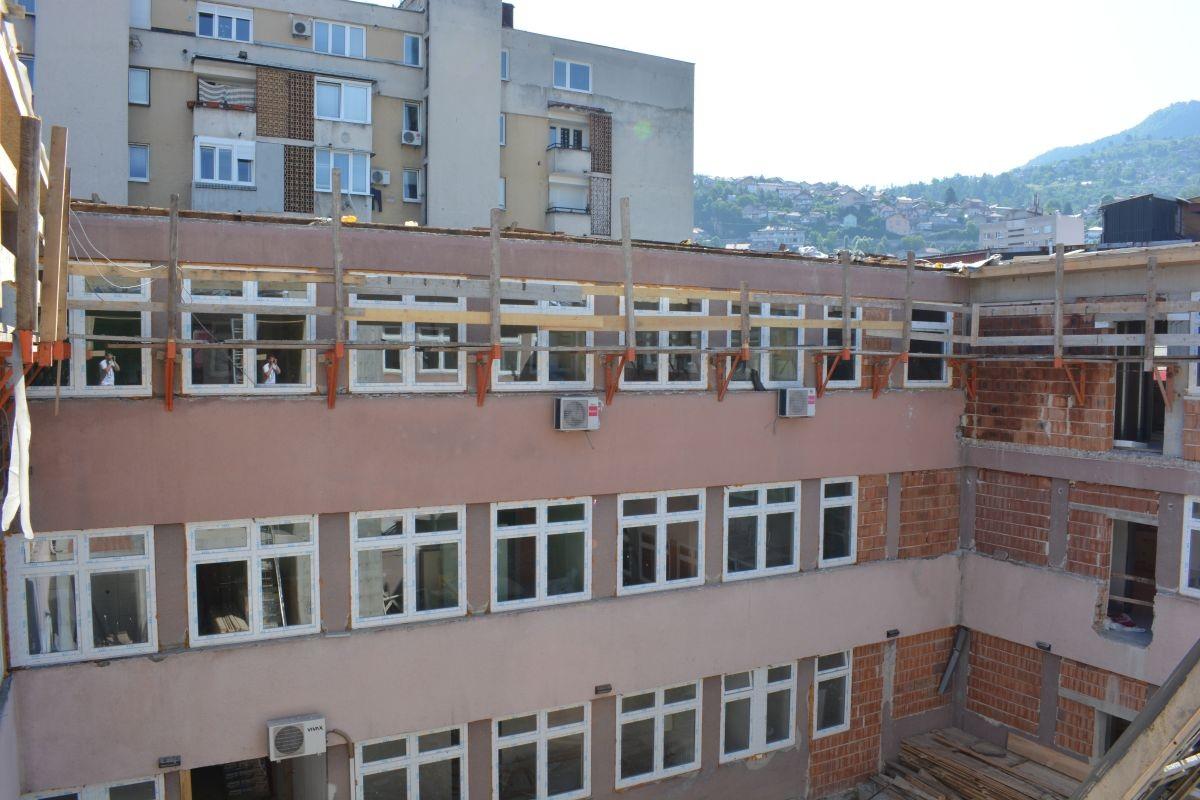DZ Stari Grad: Izgrađeno 9 novih prostorija, lift, čekaonica i nova stolarija