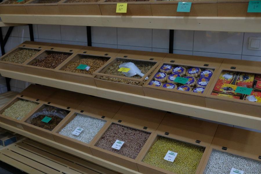 U Bosanskoj tržnici na Dobrinji otvorena 'Bios' trgovina