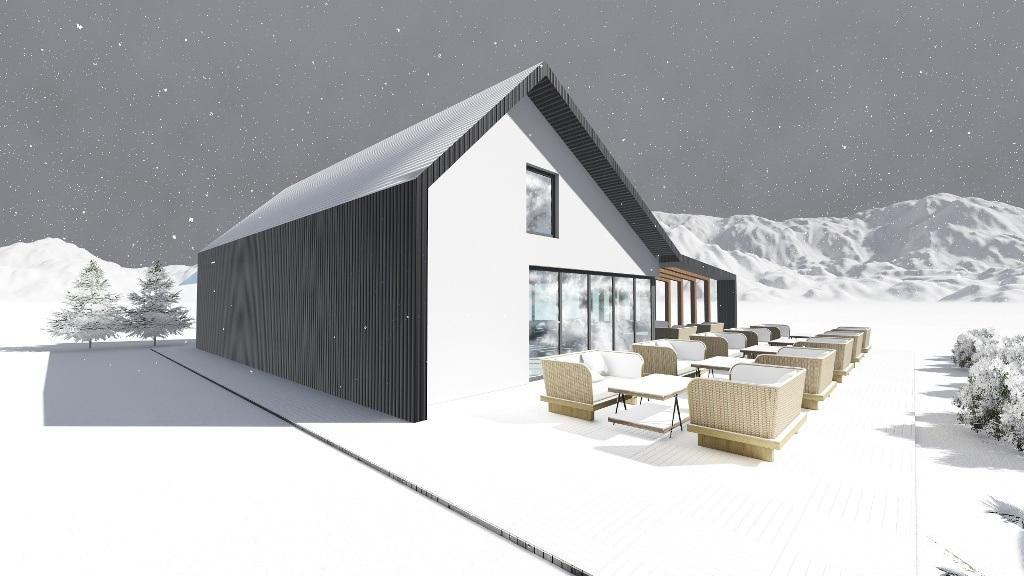 Ponijeri dobijaju moderan ugostiteljski objekat uz ski-stazu