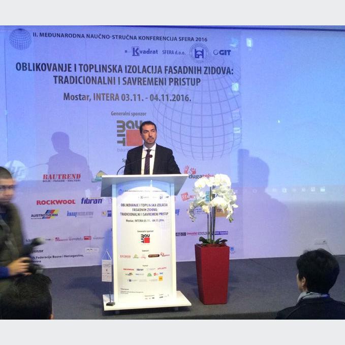 Konferencija Sfera 2016 otvara mogućnosti međunarodne i domaće saradnje