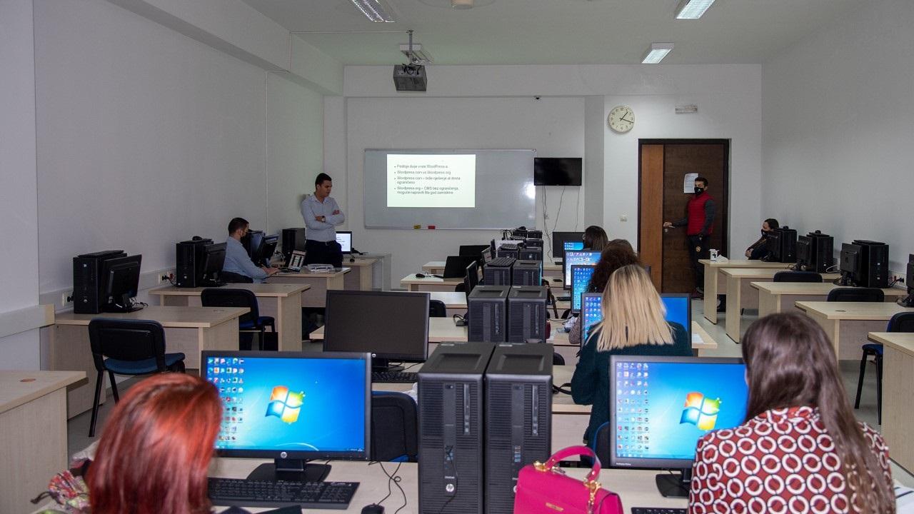 Održana dvodnevna radionica 'Implementacija online poslovanja'