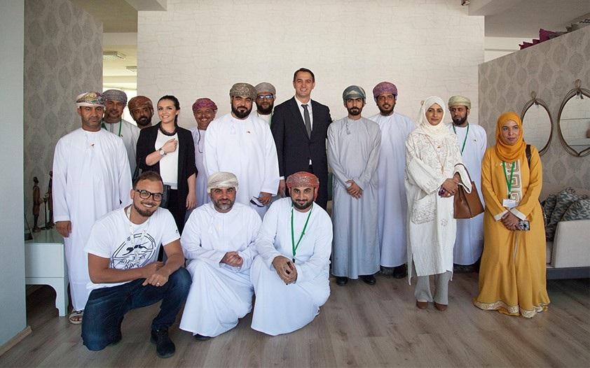 Visoka delegacija iz Omana posjetila firmu Ećo Company