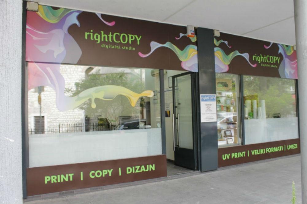 "Prodaje se sarajevska firma Right copy"" d.o.o."