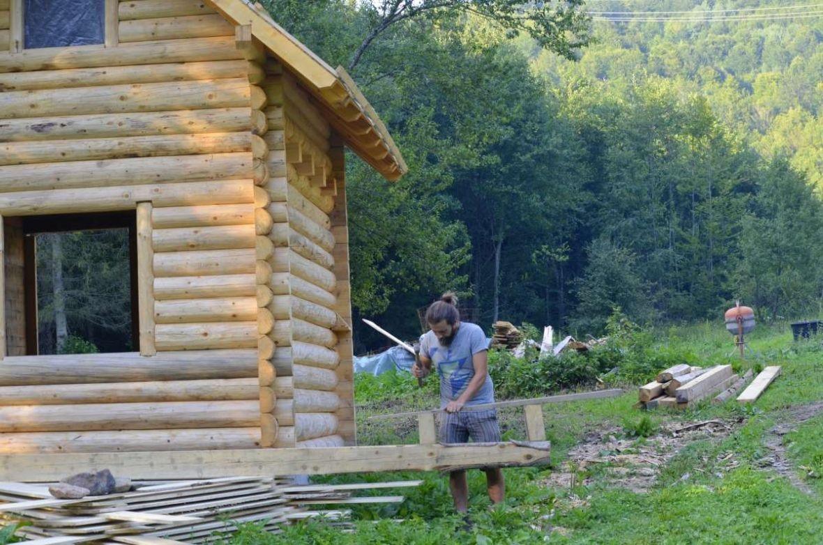 Irvin Mujičić nakon odrastanja u Italiji vratio se u Srebrenicu