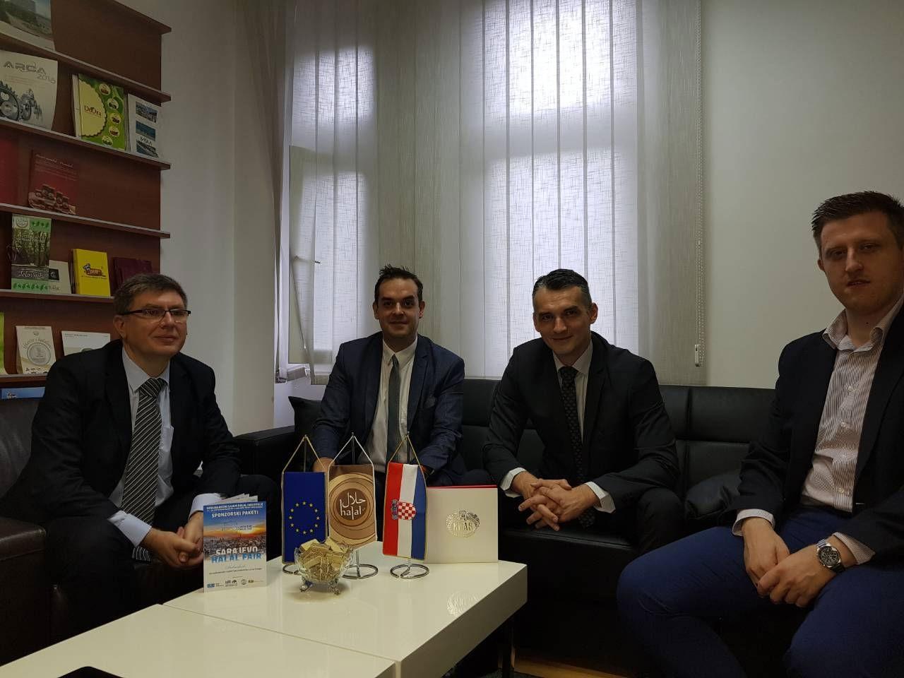 Veliki interes kompanija iz Hrvatske za učešće na 'Sarajevo Halal Fair'