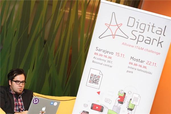 Digital Spark: Tajne savremenih tehnologija stigle u Sarajevo