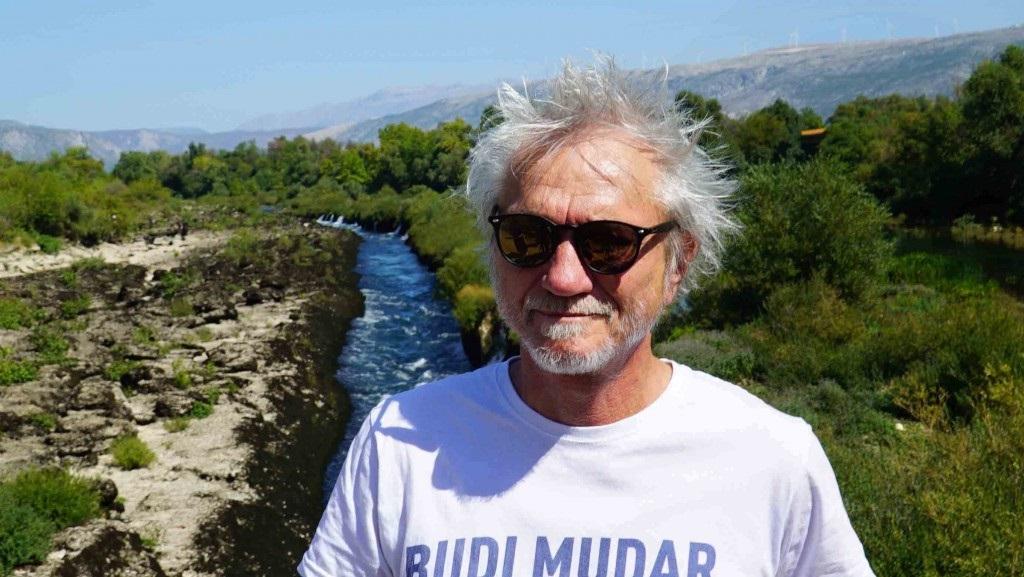 Darko Rundek podržao aktiviste u borbi za zabranu izgradnje mHE na Buni