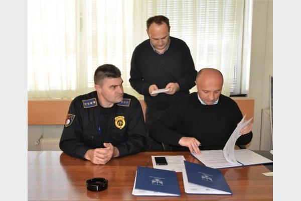 Povećanje opće i imovinske sigurnosti građana u općini Novo Sarajevo