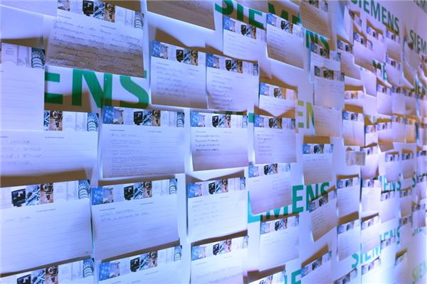 Kartice o budućnosti gosti Siemens prijema