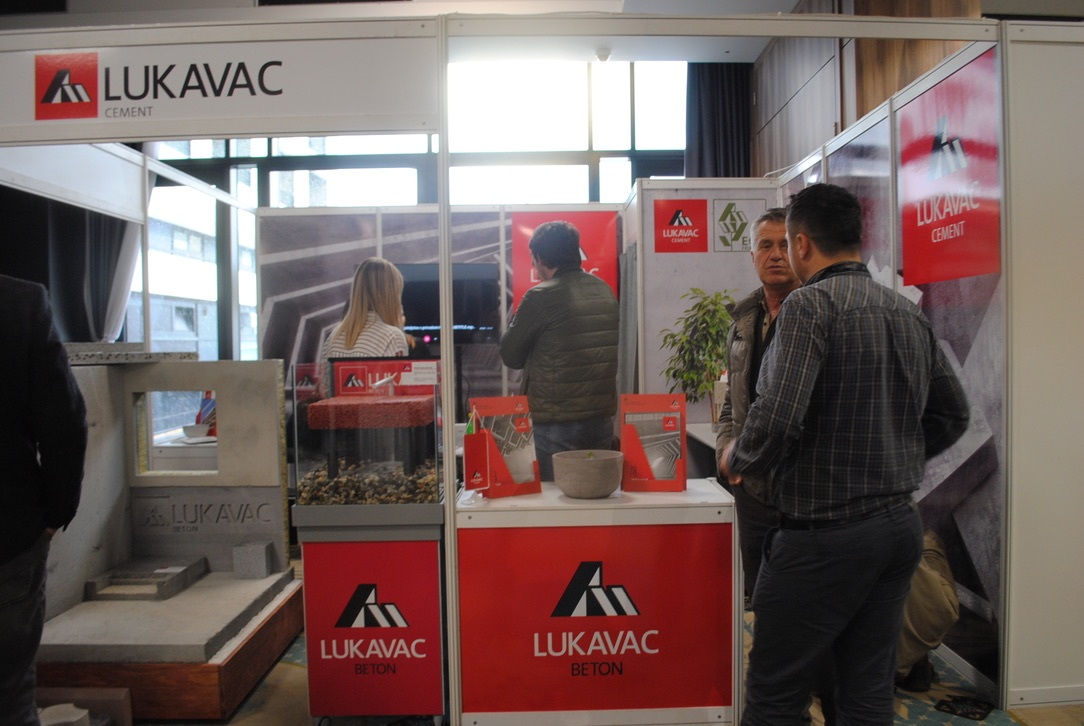 Lukavac Cement na konferenciji Sfera predstavlja inovativne proizvode
