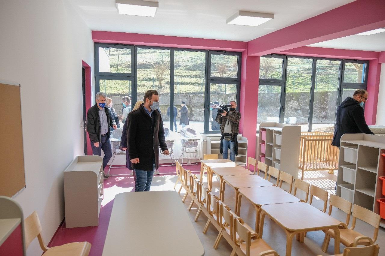 Svečano otvoren obnovljeni objekat vrtića 'Vjeverica' na Alipašinom Polju