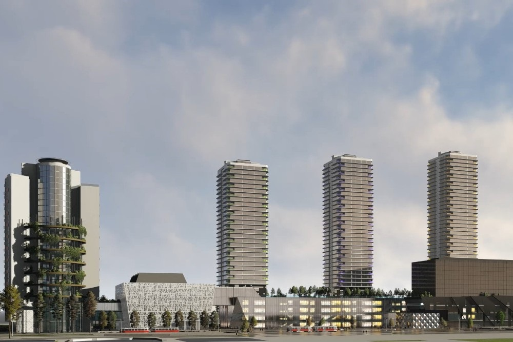 Objavljen javni poziv za izgradnju Kongresnog centra Sarajeva (Foto)
