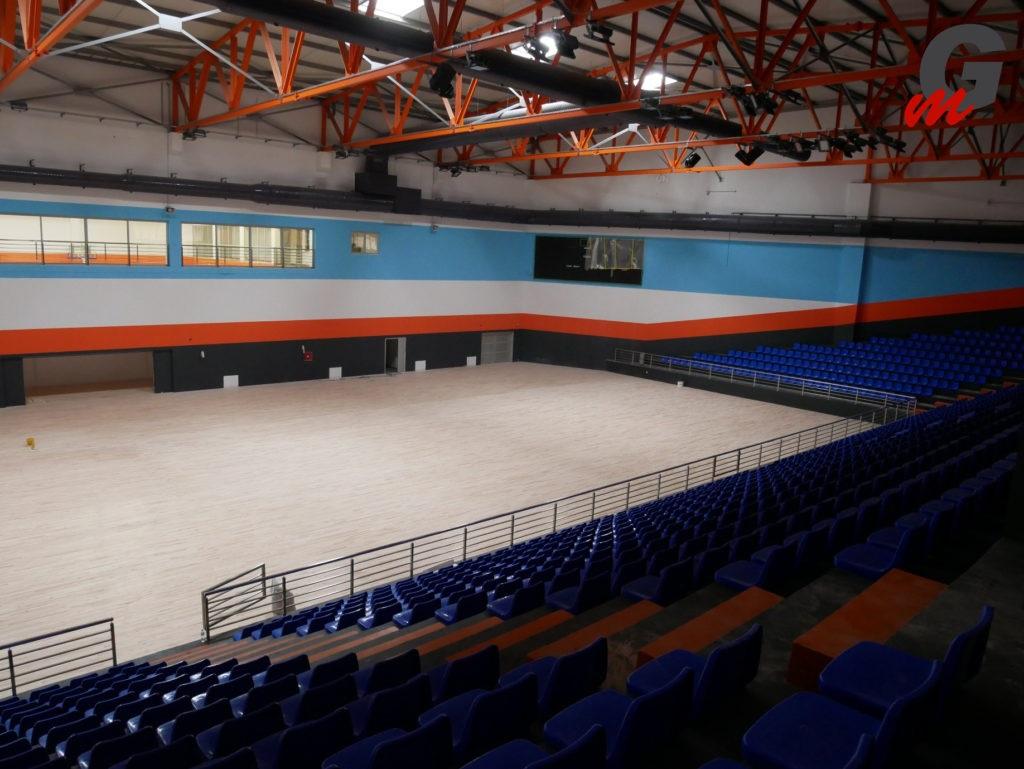 Pri kraju unutrašnje uređenje sportske dvorane u Gradišci (Foto/Video)