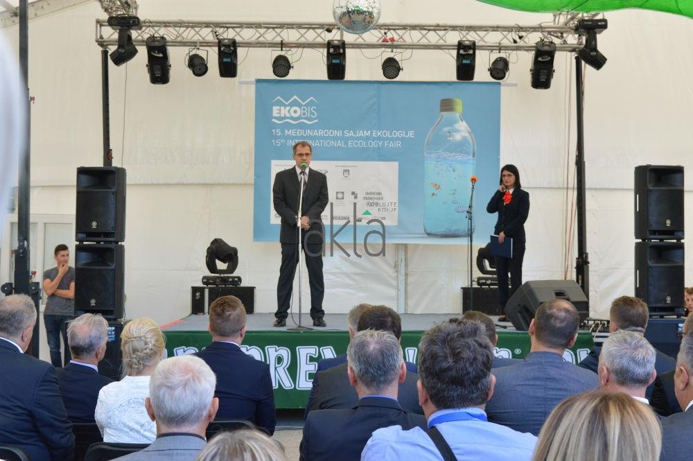 U gradu na Uni počeo 15. Međunarodni sajam ekologije EKOBIS 2017