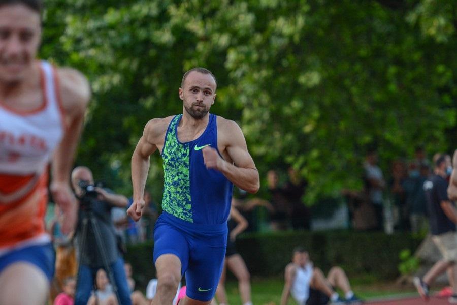Pobjedom na 5. Atletskom mitingu Novi Grad Sarajevo Amel Tuka otvorio sezonu
