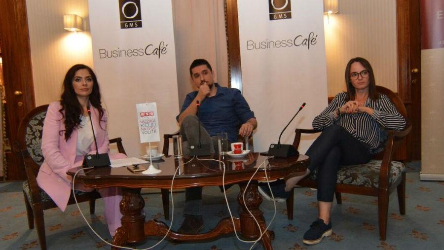 Održan 22. Business cafe: U biznisu nema odustajanja, svaki dan je novi izazov