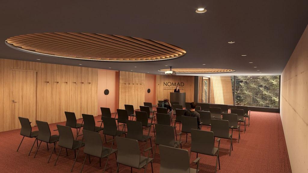 Na Bjelašnici počela izgradnja novog wellness&spa i apart-hotela 'Nomad'