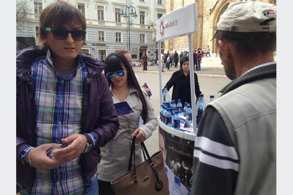 Oaza obilježila Svjetski dan voda