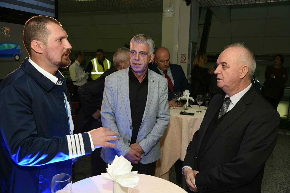 Veća sigurnost: Aerodrom Sarajevo predstavio novu proceduru slijetanja aviona