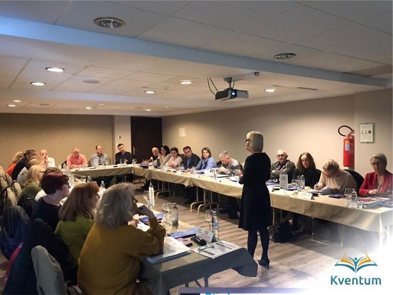 Kventum održao seminar o novom pravilniku o kancelarijskom poslovanju u FBiH