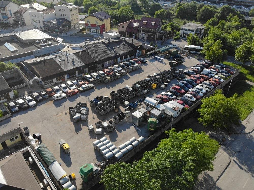Počelo potpisivanje peticije građana za rješavanje problema korištenja garaža KJKP 'Rad'