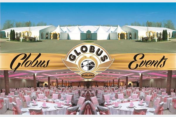 Globus Bijeljina: Planiranje i organizovanje događaja i manifestacija