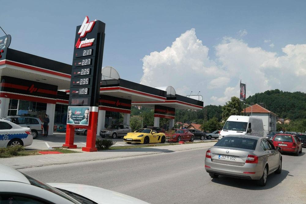 Hifa Petrol otvorila 30. maloprodajni objekat u Istočnom Novom Sarajevu