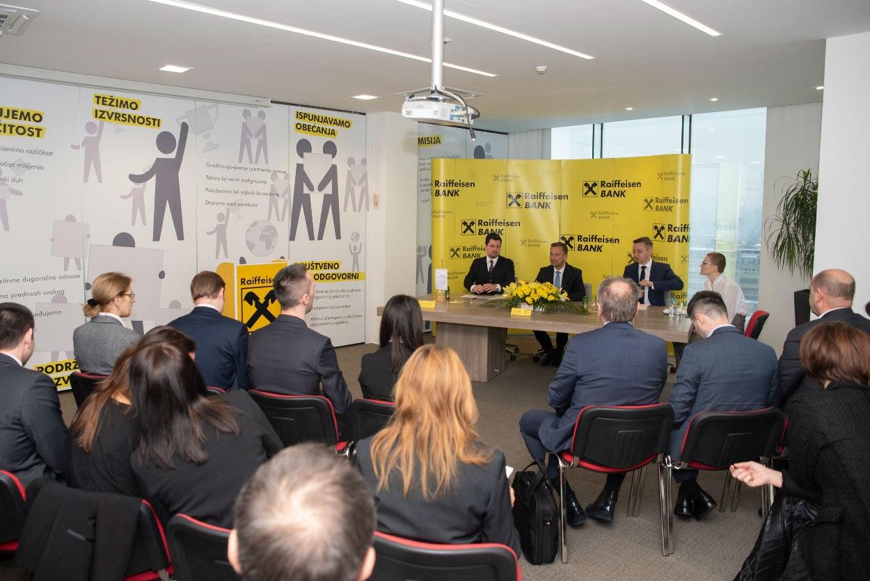 U Raiffeisen banci potpisan ugovor Austrijske razvojne banke i AS Holdinga
