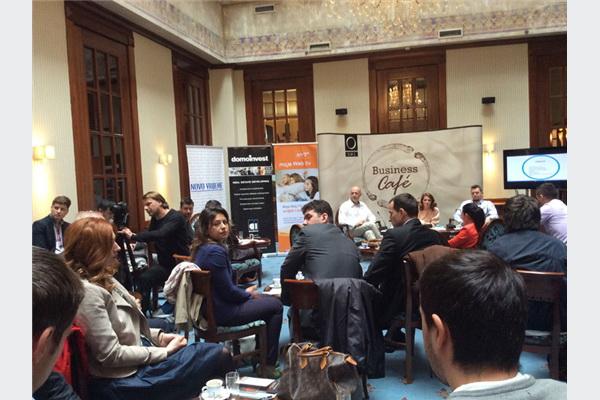 U Sarajevu otvoren drugi Business café
