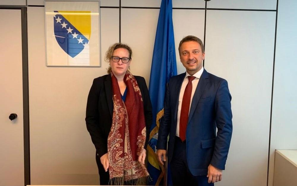 Aktivna uloga Raiffeisena u integraciji BiH u EU