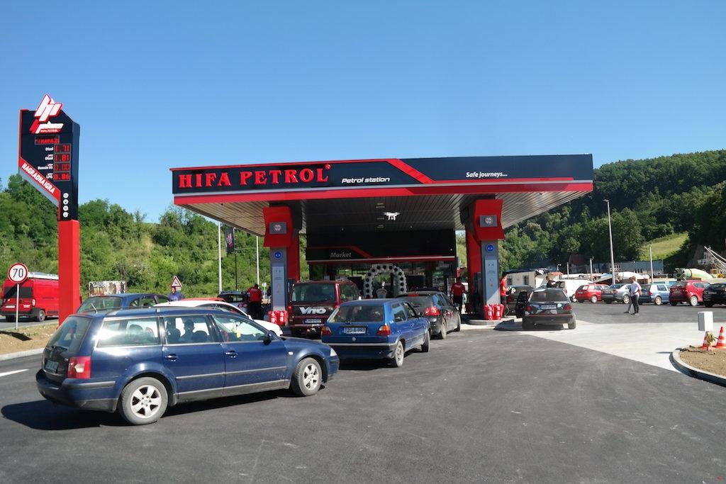 Hifa Petrol otvorila 42. benzinsku pumpu u Srebreniku