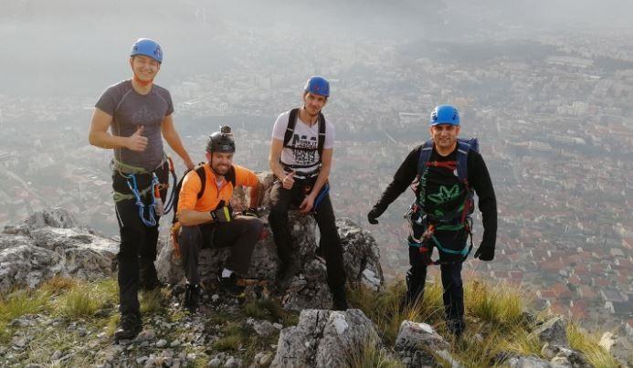 Mostar dobio novu adrenalinsko - turističku atrakciju