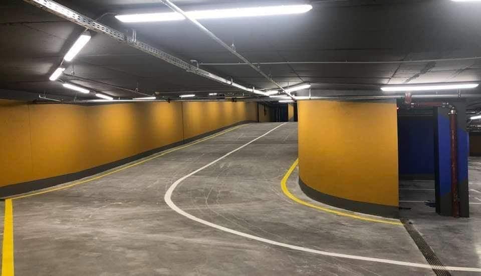 Radovi na izgradnji podzemne garaže i multifunkcionalnog trga ušli u završnicu