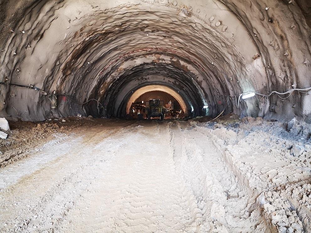 Pandemija koronavirusa nije zaustavila izgradnju tunela Ivan
