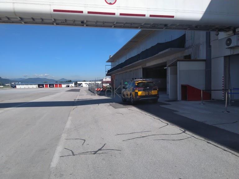 Pogledajte radove na modernizaciji i dogradnji terminala B aerodroma Sarajevo