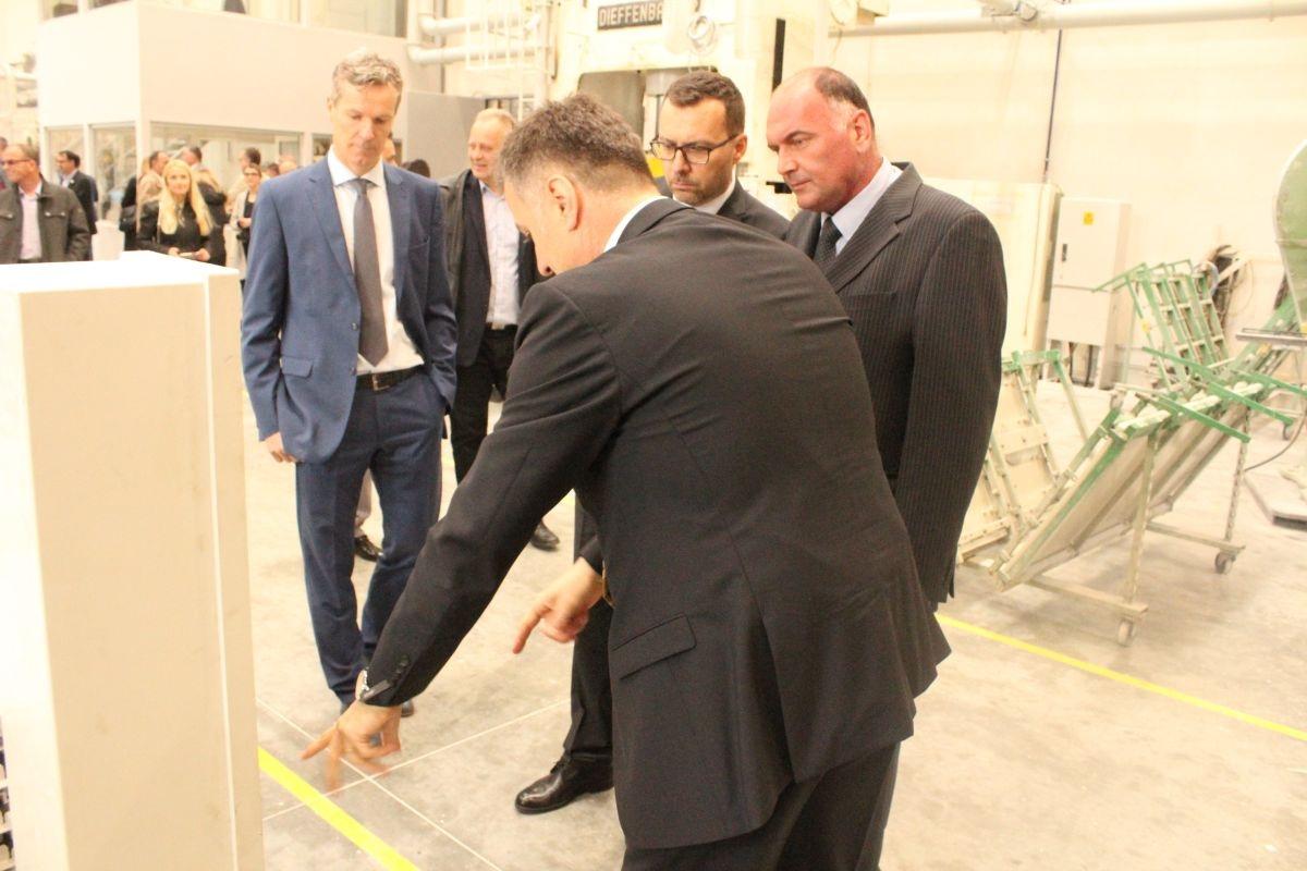 Elsta Mosdorfer Bosnia otvorila novu fabriku i zaposlila 80 novih radnika