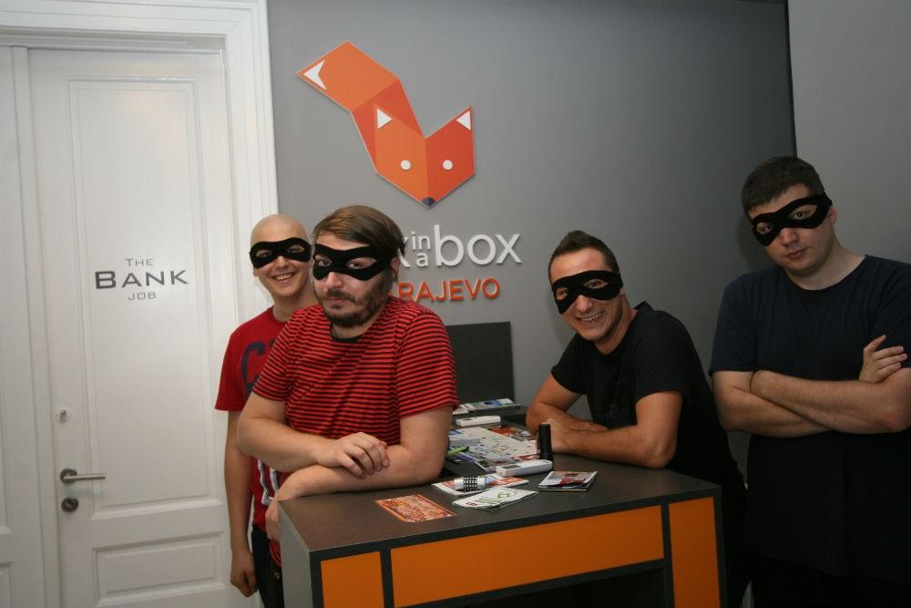 Authority Partners u Fox in a Box-u pokazao izvrstan timski duh