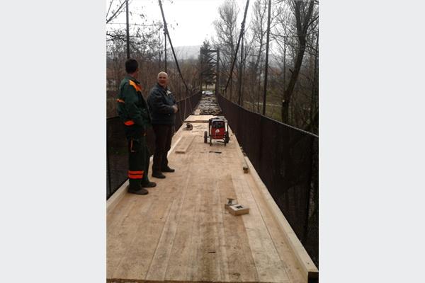 Radovi na izgradnji fekalne kanalizacije za Poduzetničku zonu 'Vrtlište'