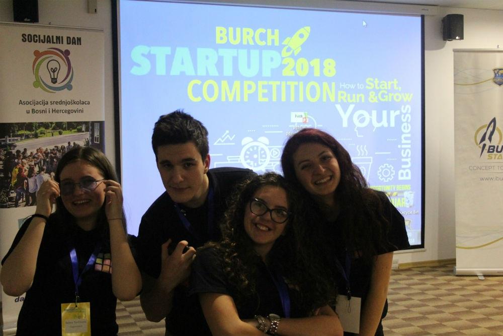 Konferencija Start Me Up za buduće mlade, hrabre poduzetnike