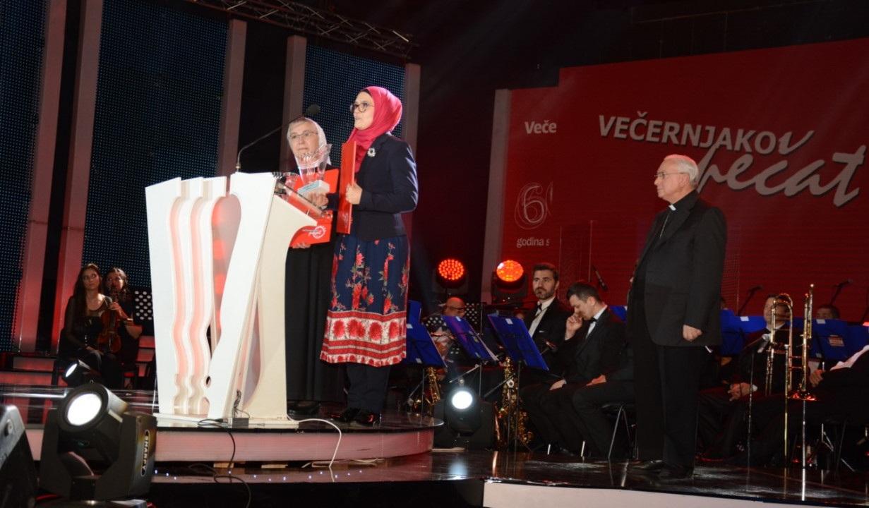 Večernjakov pečat: Osobe godine vatreni iz BiH i Zlatko Dalić