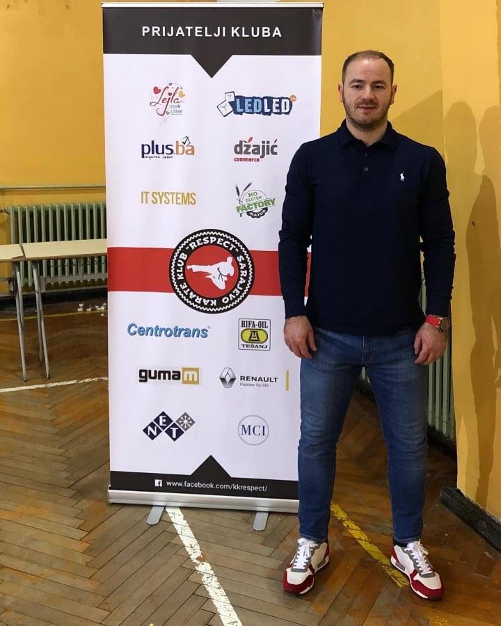 Nermin Potur, nekadašnji najbolji sportista u BiH želi da ga njegovi učenici nadmaše