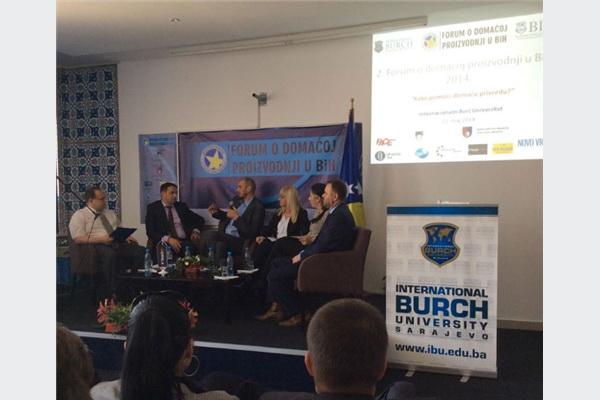 Održan Forum o domaćoj proizvodnji: Kako pomoći bh. privrednicima?