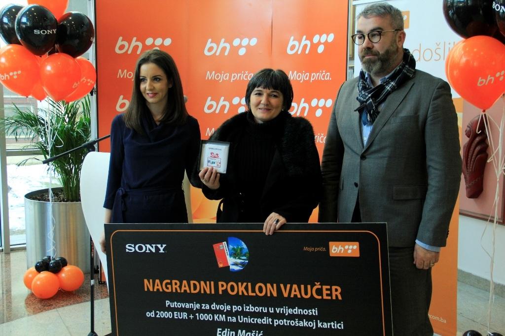 Proglašeni dobitnici finalnog kruga nagradne igre 'Zaigraj uz Sony'