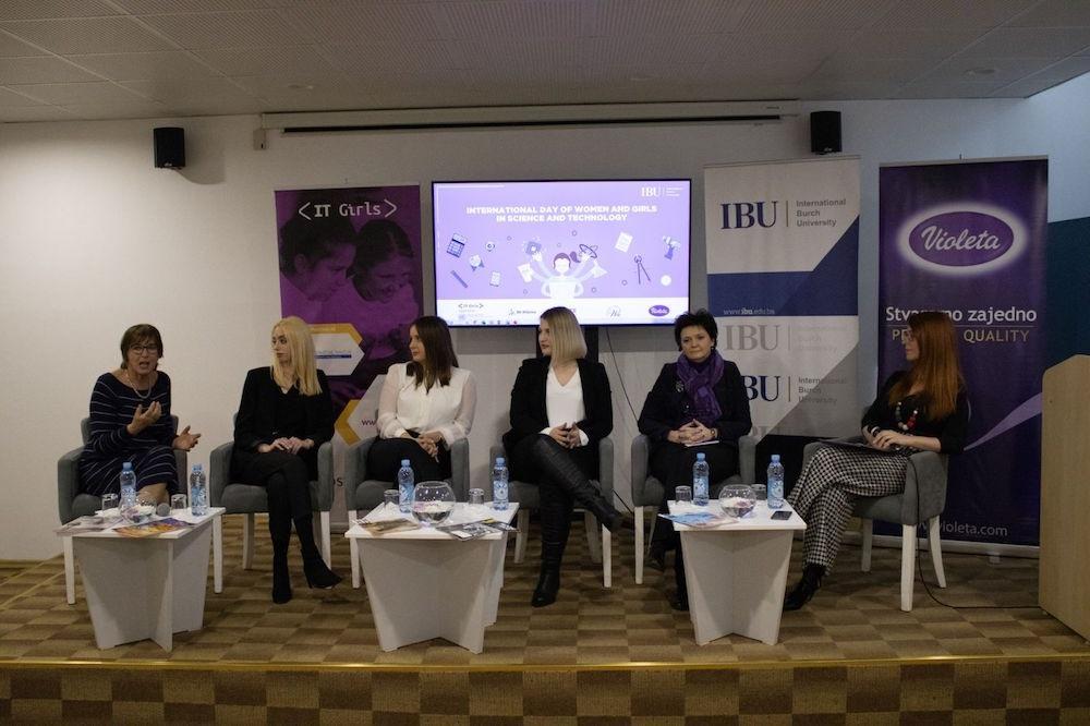 Uspješne žene u oblasti nauke i tehnologija: Vrijeme je rušiti stereotipe