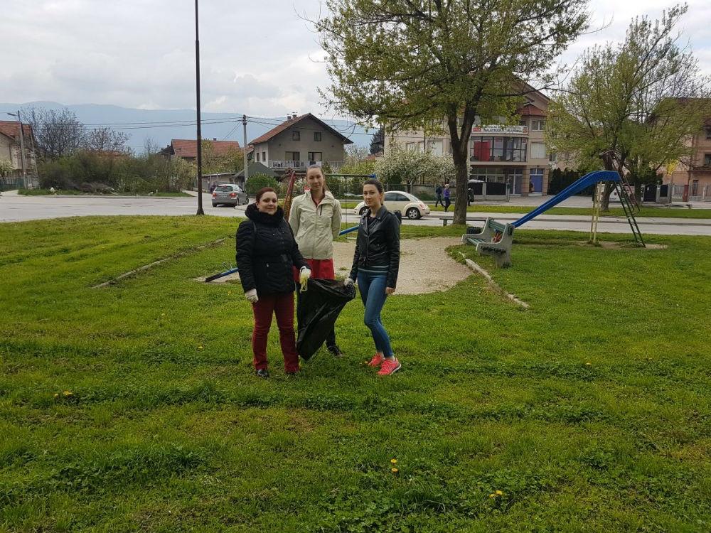 Akcija čišćenja u Općini Novi Grad