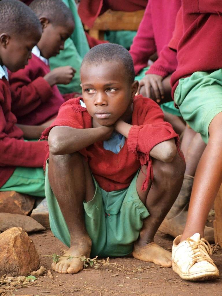 Josipa Galić - Širokobriježanka pomaže siromašnoj djeci Afrike