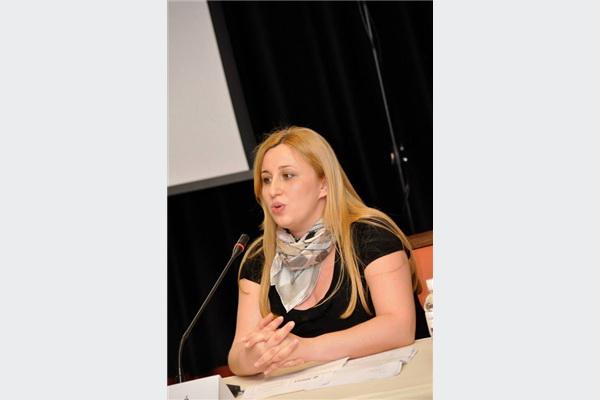 Aida Ganić iz kompanije Mikra
